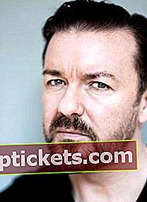 Ricky Gervais: Bio, Größe, Gewicht, Maße