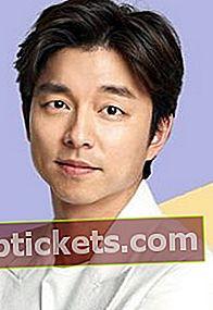 Gong Yoo: Bio, taille, poids, âge, mesures