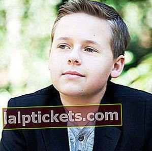 Jackson Brundage: Bio, wzrost, waga, wiek, pomiary