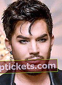 Adam Lambert: Bio, Größe, Gewicht, Alter, Maße