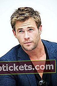 Chris Hemsworth: Bio-, Fakten-, Alters- und Körperstatistik