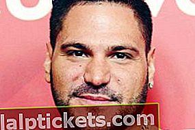 Ronnie Ortiz-Magro: Bio, Größe, Gewicht, Alter, Maße