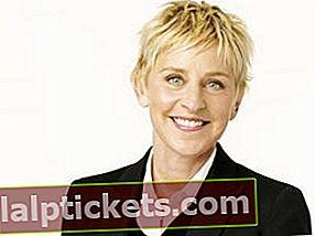 Ellen DeGeneres: Bio, Größe, Gewicht, Alter, Maße