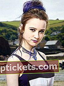 Grace Hogg-Robinson: Bio, Größe, Gewicht, Alter