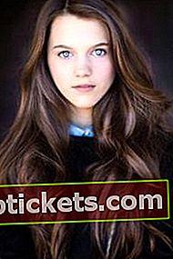 Chloe East: био, височина, тегло, възраст, измервания