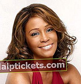 Whitney Houston: Bio, taille, poids, âge, mesures
