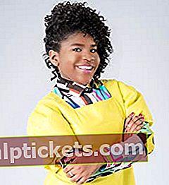 Trinitee Stokes: Bio, wzrost, waga, wiek, pomiary