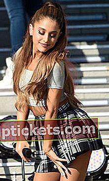 Ariana Grande: Bio, taille, poids, âge, mesures