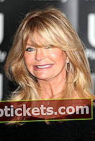 Goldie Hawn: Bio, taille, poids, mesures