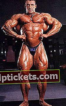 Дориан Йейтс: Био, ръст, тегло, възраст, измервания