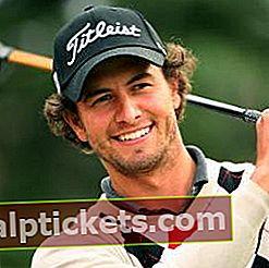 Адам Скот (голфър): Био, ръст, тегло, измервания