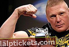 Brock Lesnar: Bio, Größe, Gewicht, Maße