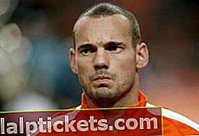 Wesley Sneijder: Bio, wzrost, waga, pomiary