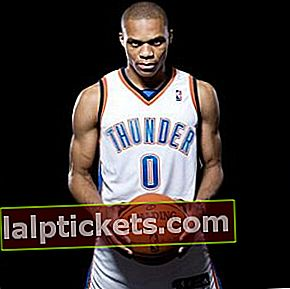 Russell Westbrook: Bio, taille, poids, âge, mesures