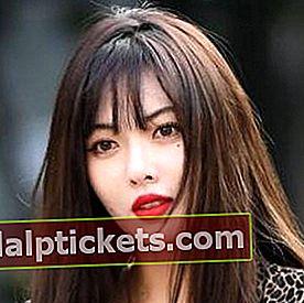 Hyuna: Bio, Größe, Gewicht, Alter, Maße