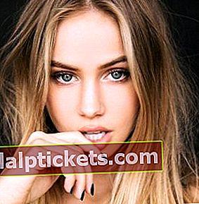 Scarlett Leithold: Bio, Größe, Gewicht, Alter, Maße