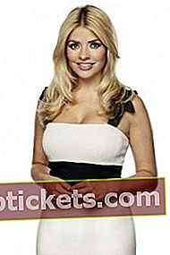 Holly Willoughby: Bio, taille, poids, âge, mesures