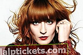 Florence Welch: Bio, taille, poids, mesures