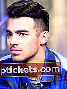 Joe Jonas: Bio, taille, poids, âge, mesures