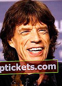 Mick Jagger: Bio, wzrost, waga, pomiary