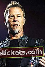 James Hetfield: Bio, taille, poids, mesures
