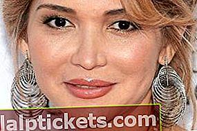 Gulnara Karimova: Bio, Faits, Famille, Taille, Poids