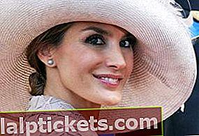 Reine Letizia d'Espagne: bio, taille, poids, mesures