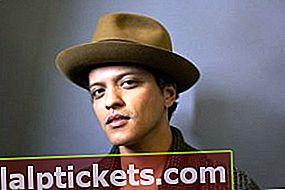 Bruno Mars: Bio, taille, poids, mesures