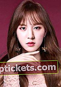 Wendy (chanteuse): Bio, taille, poids, âge, mesures