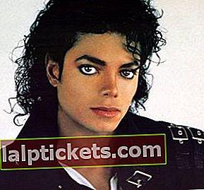 Michael Jackson: biografia, altezza, peso, misure