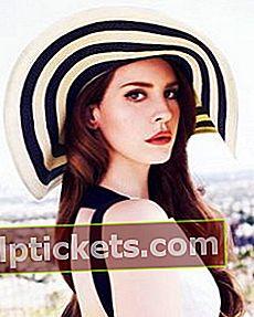 Lana Del Rey: Bio, taille, poids, mesures