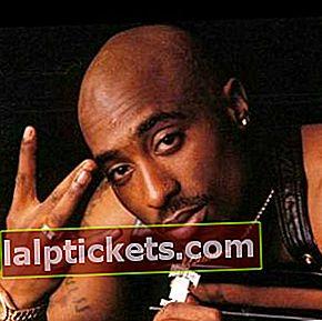 Tupac Shakur: Bio, Größe, Gewicht, Maße