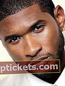 Usher: Bio, taille, poids, mesures